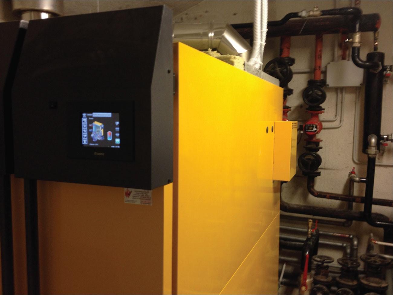 Informazioni e eventi eta caldaie alimentate con biomassa for Eta caldaie legna